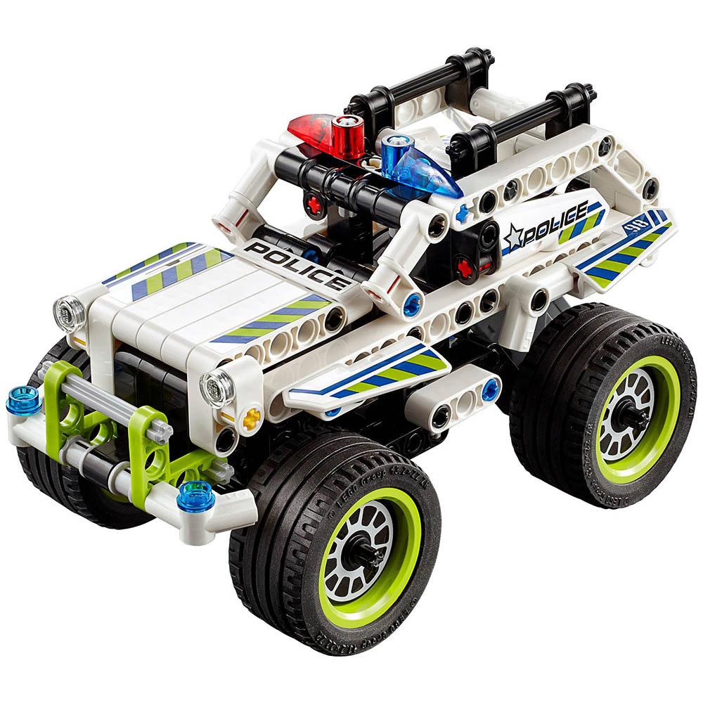 LEGO樂高 科技系列 42047 警用攔截機