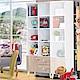 漢妮Hampton愛妮莎系列2.7尺書櫃-80x32x182cm product thumbnail 1