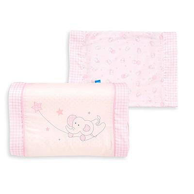 les enphants 寶貝天絲乳膠童枕 (2色可選)