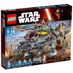 樂高LEGO星際大戰系列 - LT75157 Captain Rex's AT