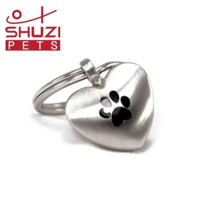 SHUZI 心型寵物名牌 - 美國製造