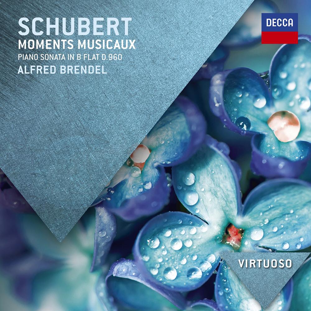 舒伯特/樂興之時、21號鋼琴奏鳴曲(1CD)