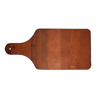 Scanwood 刺槐木盛菜盤 37x18cm