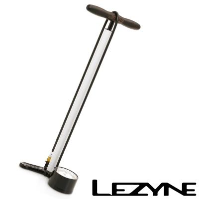 LEZYNE CLASSIC FLOOR DRIVE復古直立式打氣筒(白)
