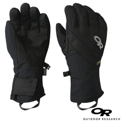 【Outdoor Research】女 Gore-Tex 防風防水透氣保暖手套_黑