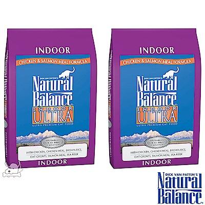 Natural Balance 特級室內貓 調理配方 全貓糧 6 磅 x 2包