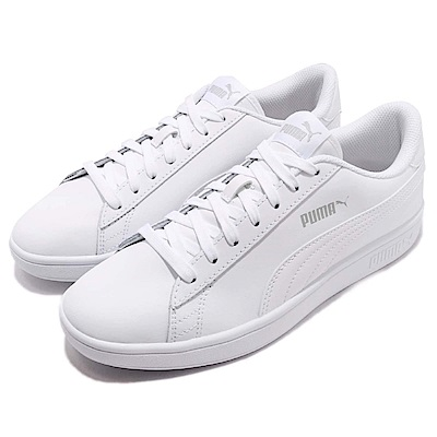 Puma 休閒鞋 Smash V2 L 男鞋 女鞋