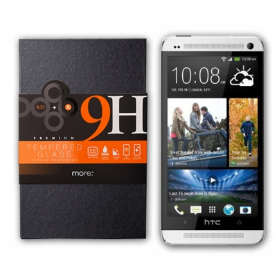 more.Htc New One  0.33鋼化玻璃保護貼 螢幕保護貼