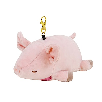 NEMU NEMU 粉紅豬證件卡夾套