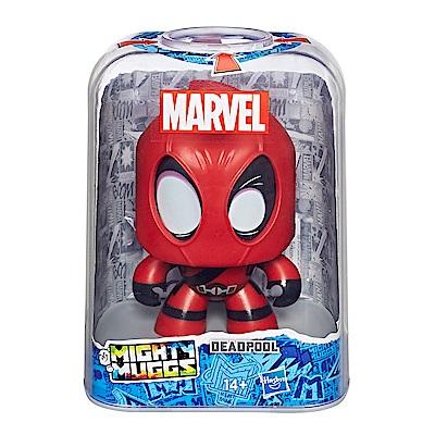 孩之寶Hasbro Marvel漫威英雄 酷頭玩偶 Deadpool 死侍