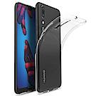 華為 Huawei P20 超薄透明手機保護殼