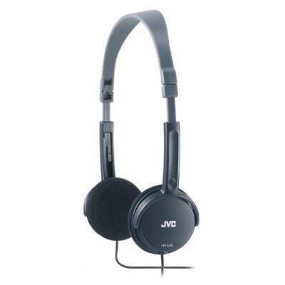 JVC 摺疊型頭戴式耳機HA-L50