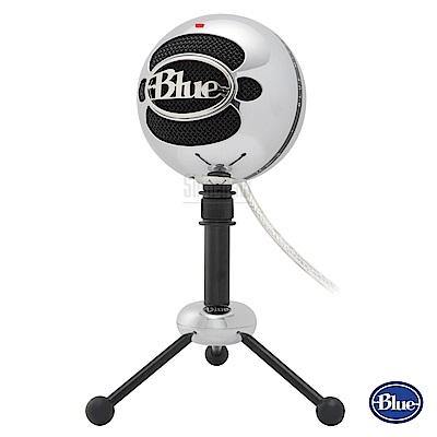 【公司貨】美國BLUE Snowball雪球USB麥克風 鈦銀色