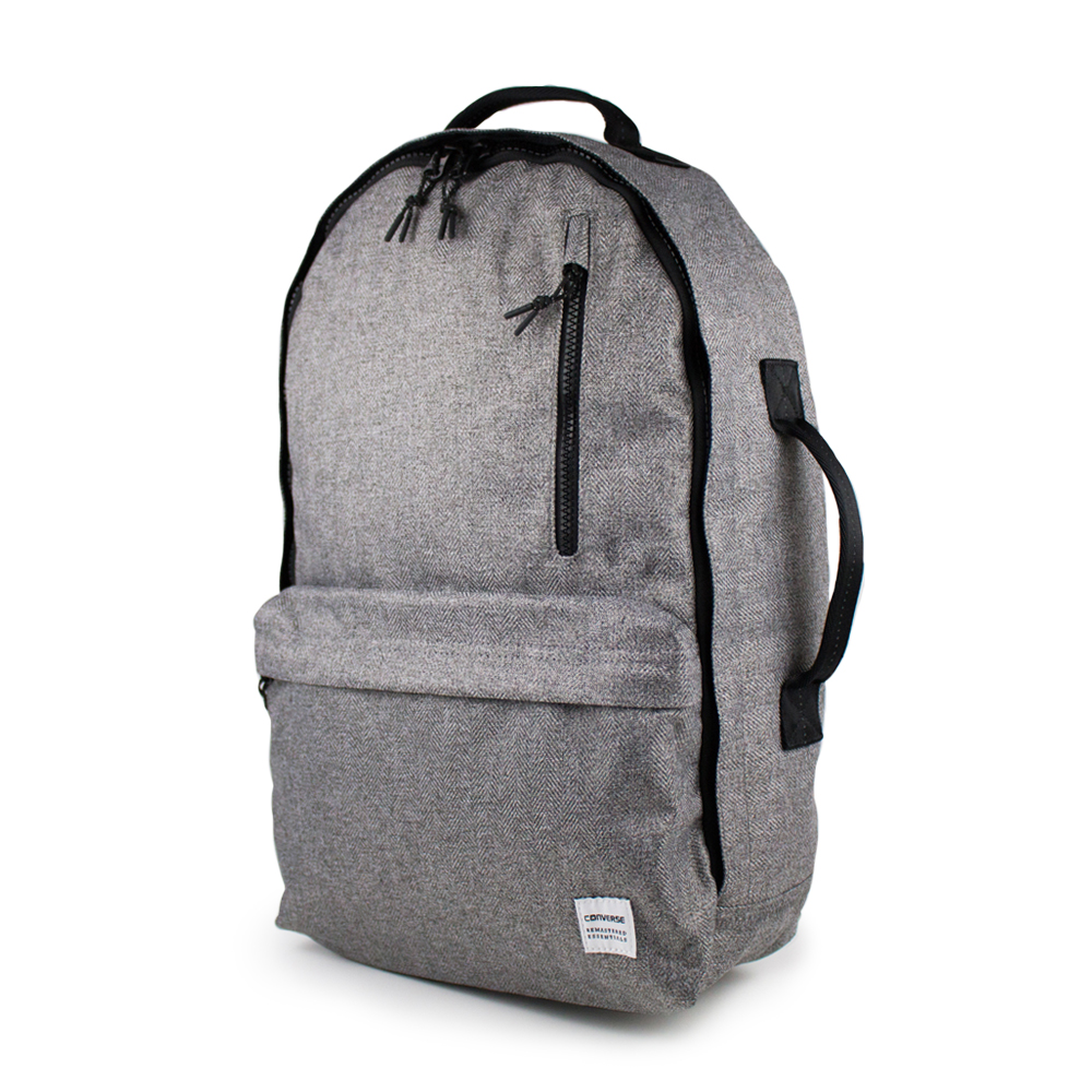CONVERSE-後背包10004787A01-灰色