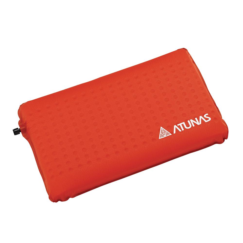 ATUNAS 歐都納 自動充氣枕頭規則方型(露營/收納/多功能/輕巧 PI-102)顏色隨機