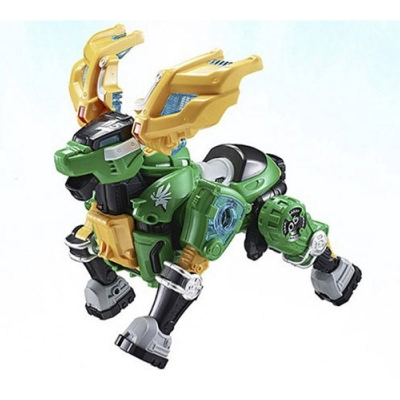 Biklonz 韓版炫風騎士BEAST 第2代遠古麋鹿 YT11026 變形機器人