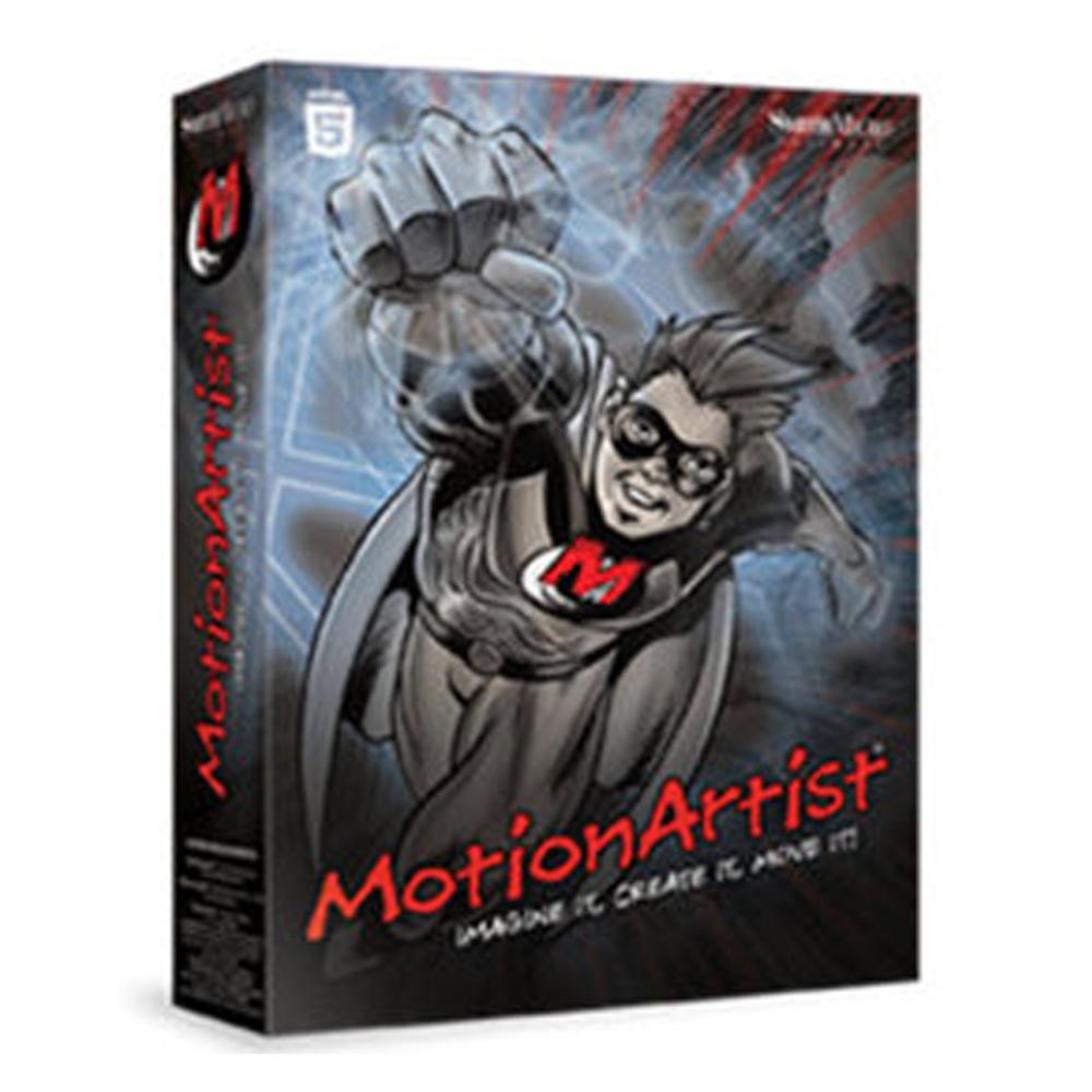 MotionArtist(Win/Mac) (動漫設計) 單機版 (下載)