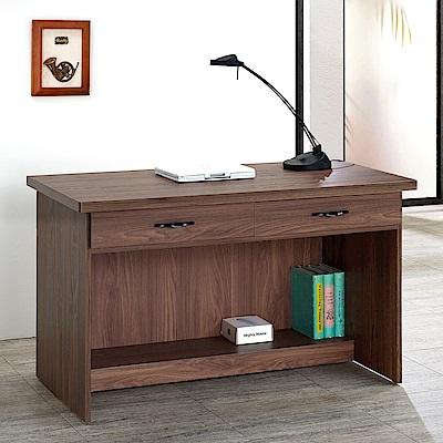 Homelike 蓋理4尺二抽書桌-120x60x75cm