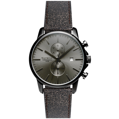 TAYROC 羅霸特二號計時腕錶(TXM092)-43mm