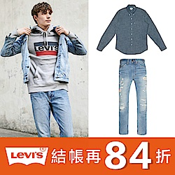 Levis回饋獨家$990起 買褲均價$1950