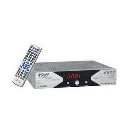 Dr.AV 聖岡科技影音天王 HD數位機上盒+ HD數位天線