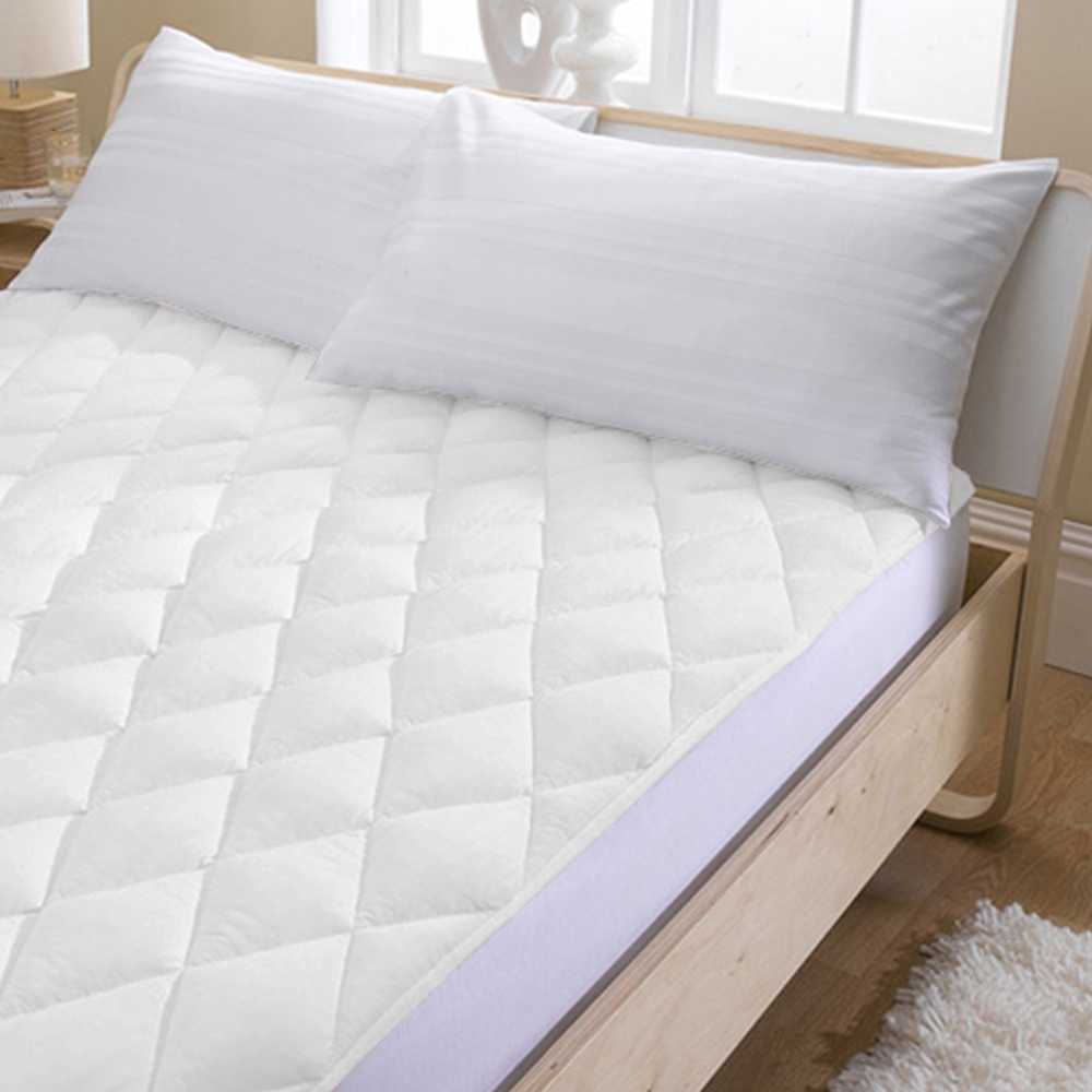 bedtime story 超值款基礎系列保潔墊(一般雙人床包式)