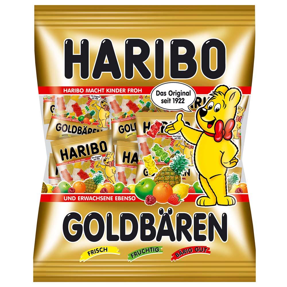 HARIBO哈瑞寶 水果Q軟糖分享包(250g)