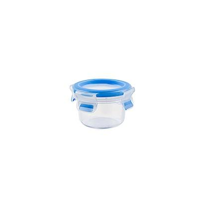 Tefal法國特福 德國EMSA原裝MasterSeal無縫膠圈PP保鮮盒圓型150ML(8H)