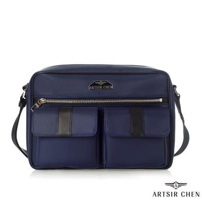 ARTSIR CHEN 郵差包(深海藍)CB1002