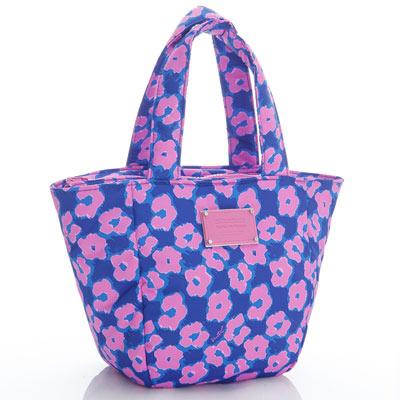VOVAROVA空氣包-迷你托特包-粉紫棉花糖