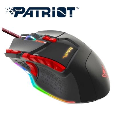 Patriot博帝 九界蛇妖 Viper V570 RGB 雷射電競滑鼠