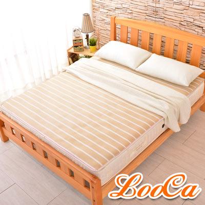LooCa 涼感厚4D超透氣循環床墊(雙人5尺)