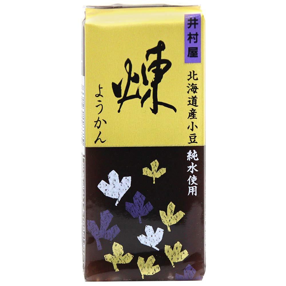 井村屋 迷你羊羹-煉紅豆(58g)