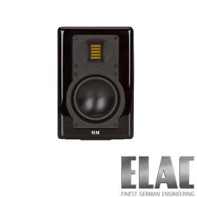 ELAC德國精品主動式書架型揚聲器AM 180 (SW/WE)-對