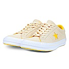 CONVERSE-ONE STAR男休閒鞋159814C-香草