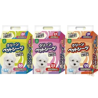 快樂狗 抗菌強力吸收尿布 4包入