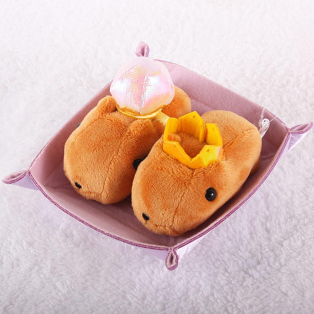 Kapibarasan 水豚君系列皇冠公仔