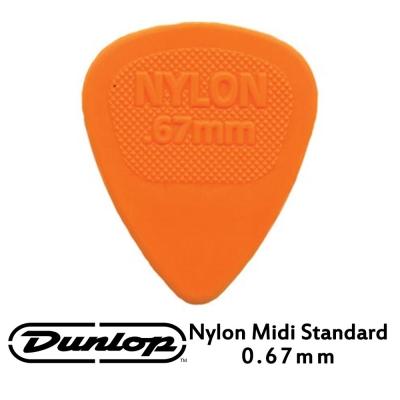 JIM DUNLOP JDGP-443R 0.67mm 吉他彈片 10片包裝