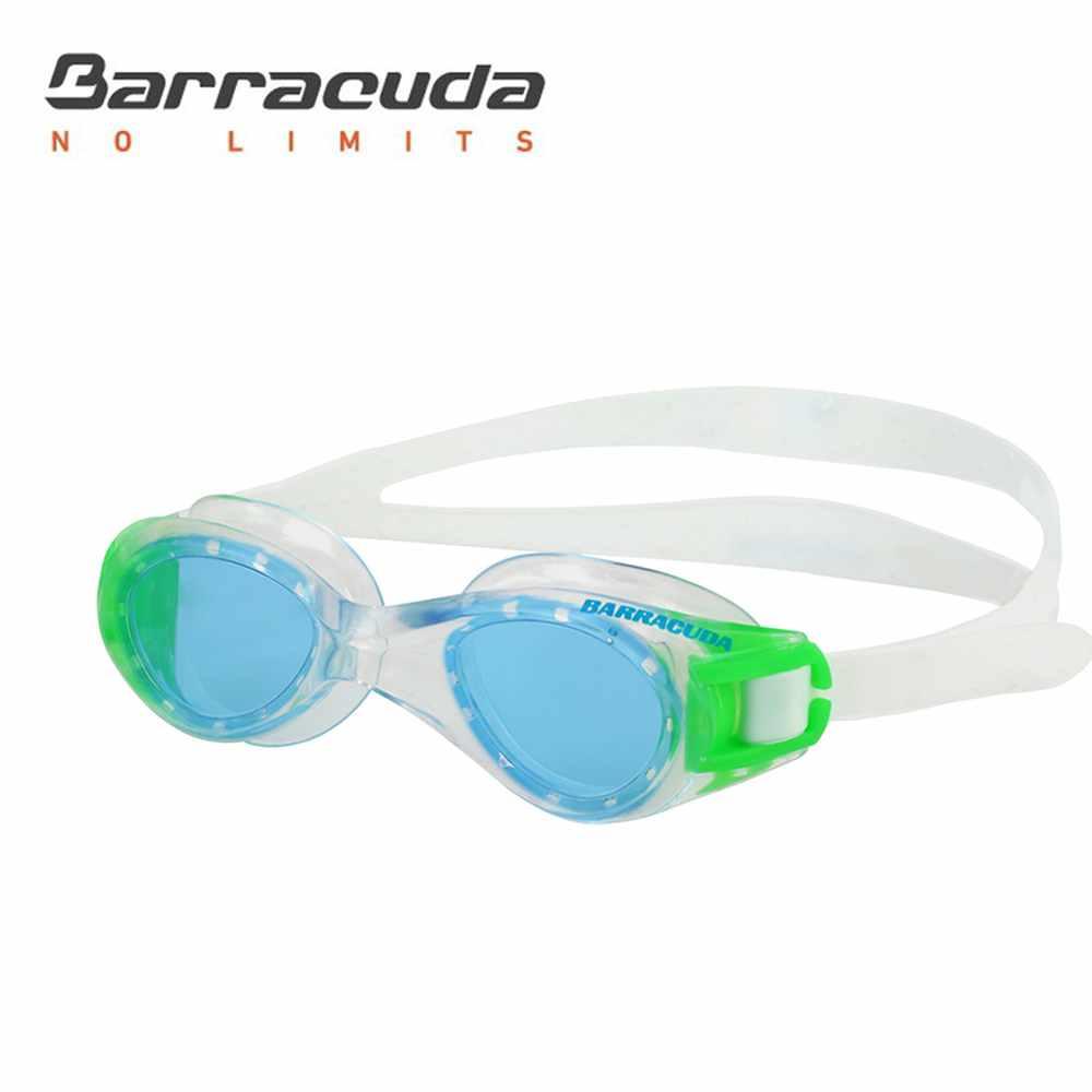美國巴洛酷達Barracuda 青少年訓練抗UV防霧TITANIUM JR 泳鏡-快速到貨