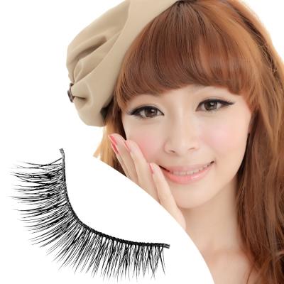 Beauty美姬風彩-雙層假睫毛-自然日系-俏麗假