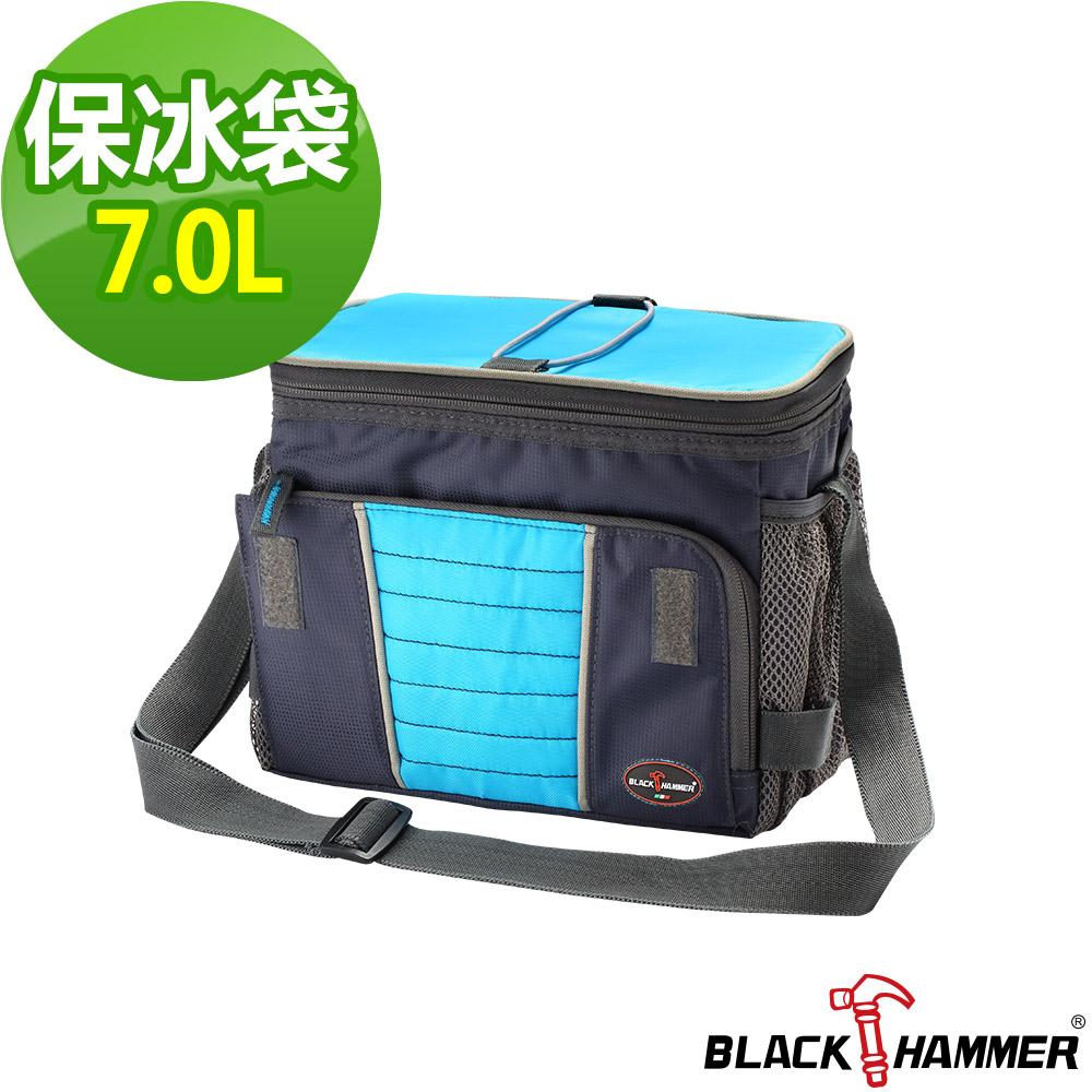 義大利BLACK HAMMER 樂酷保冰袋-7.0L
