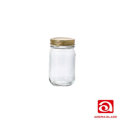 日本ADERIA 玻璃儲物罐153ml (3入)