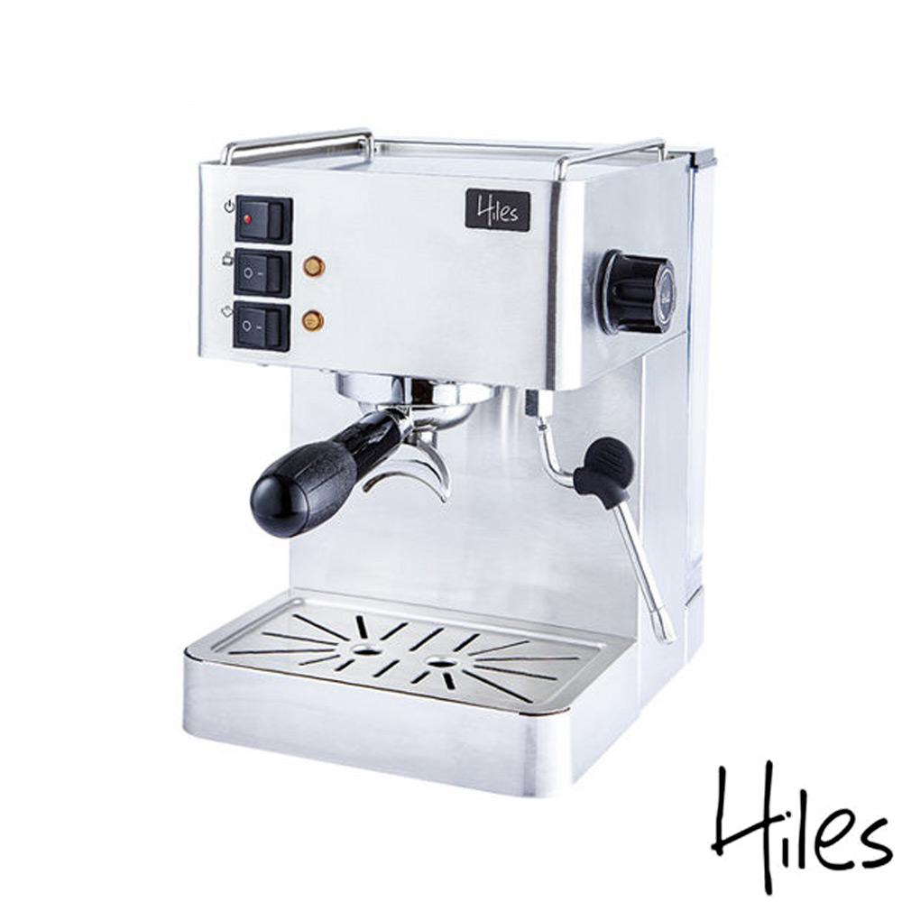 Hiles經典型全不鏽鋼咖啡機(HE-315)
