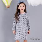 Little moni 純棉家居系列洋裝睡衣 (共4色)