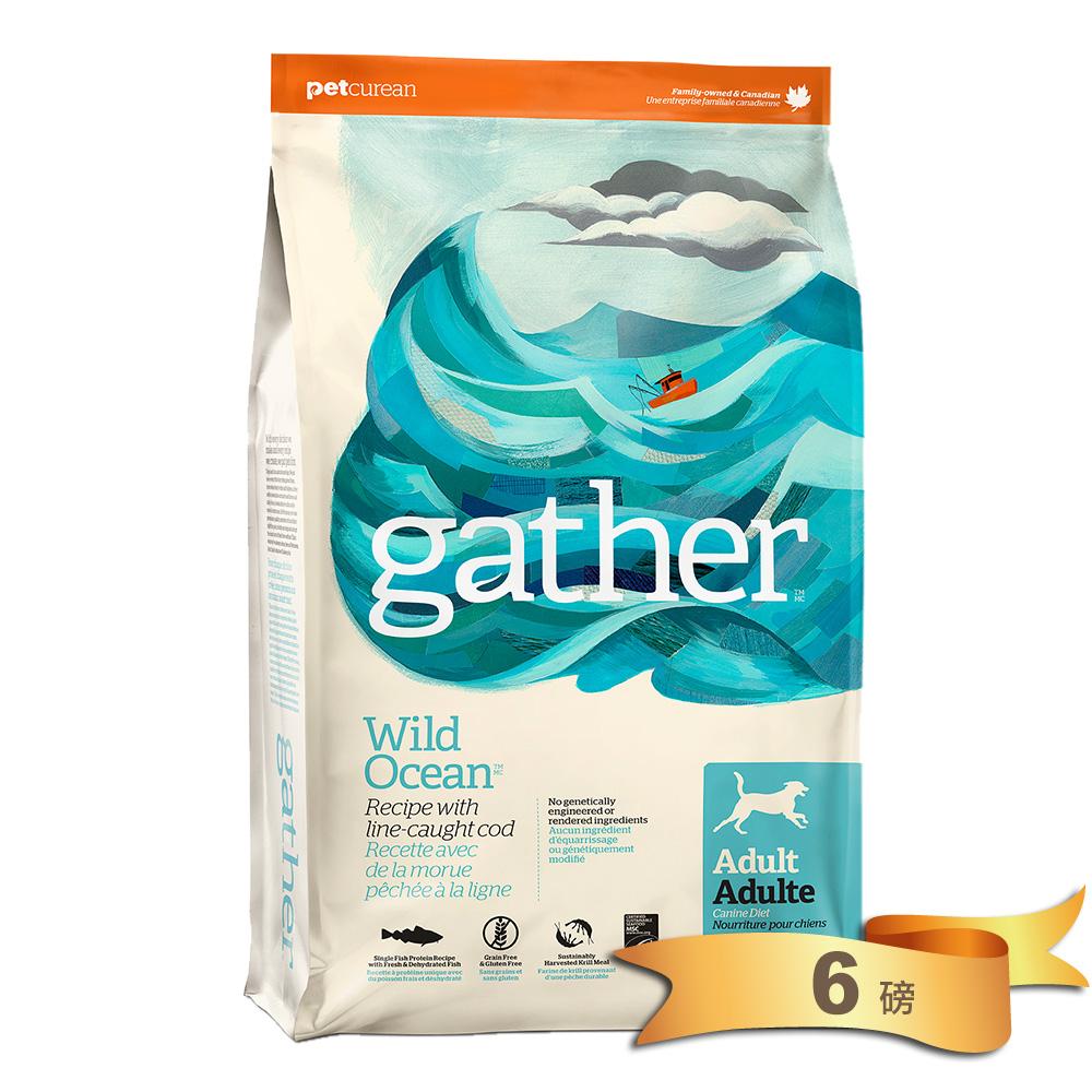 卡樂天然糧海撈鮮鱈成犬配方6磅