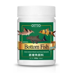 OTTO奧圖 底棲魚錠狀飼料 400g x 2
