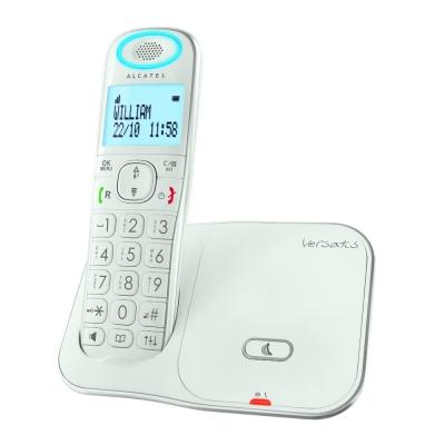 阿爾卡特 ALCATEL 話筒助聽數位無線電話 XL350