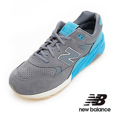 New Balance  580 復古鞋MRT 580 UR中性 灰