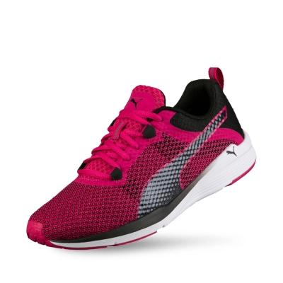 PUMA-Pulse Ignite XT Wns 女性有氧運動鞋-明瑰紅