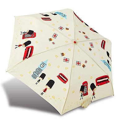 RAINSTORY倫敦衛兵抗UV輕細口紅傘